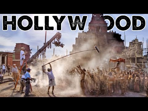 HOLLYWOOD Behind The Scenes