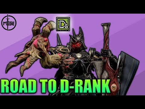 MAKING MY WAY TO D-RANK