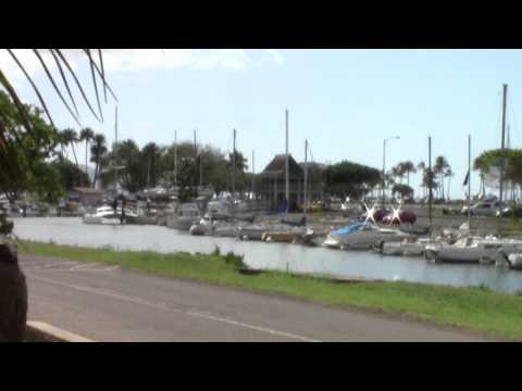 Boats in Marina Hawaii