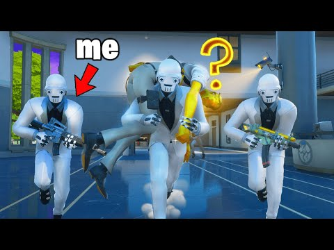 Fortnite Squads Except We Steal MIDAS
