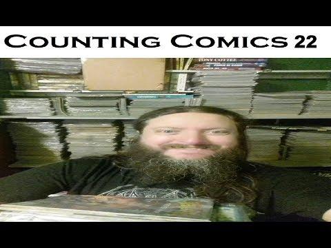 Counting Comics - 22