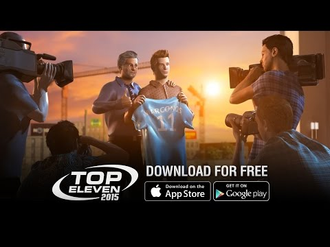 Top Eleven | Be A Football Manager | Official 3D Trailer