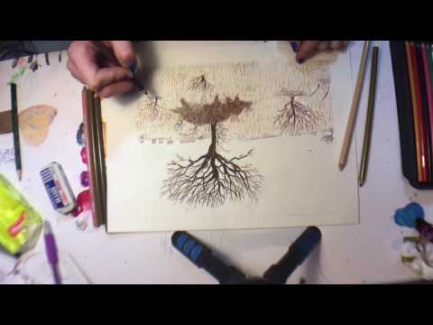 Tree of hope time lapse