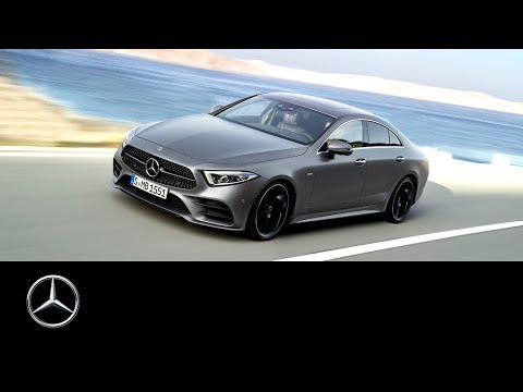 World Premiere: Mercedes-Benz CLS (2018) | Trailer