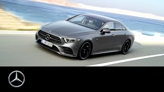 Mercedes-Benz CLS 2018: World Premiere Trailer