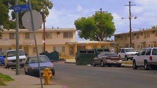 Опасные места в Лос-Анджелесе и Кубок Стэнли | Влог 35