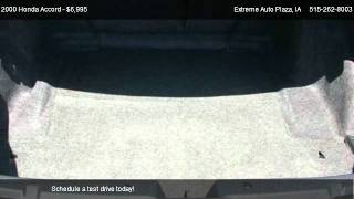 Honda Accord EX AUTO V6 W/LEATHER @ Extreme Auto Plaza