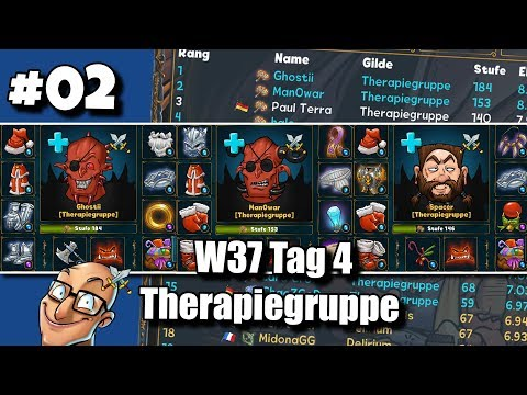 🤯 Therapiegruppe Am Ausrasten 😵🤯 W37.sfgame.net ⭐ Shakes & Fidget ⭐