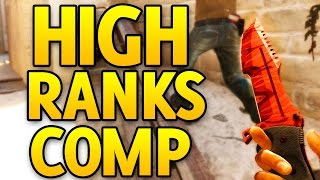 CANT WIN EM ALL! Higher Ranks - CS GO Competitive