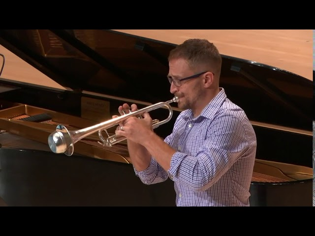 Caprice for Trumpet and Piano - Eugene Bozza