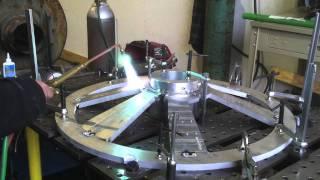 Mig Welding Aluminum - Hobart Welder & Spool Gun