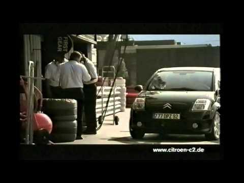 Citroën C2 Premiere Werbung 2003