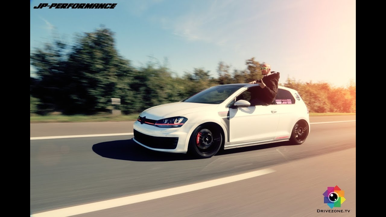 jp performance vw golf 7 gti carporn germany youtube. Black Bedroom Furniture Sets. Home Design Ideas