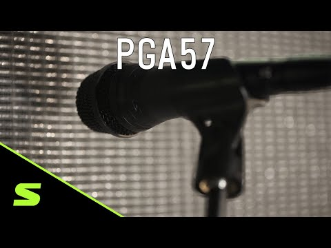 Micro nhạc cụ Shure PGA57 1