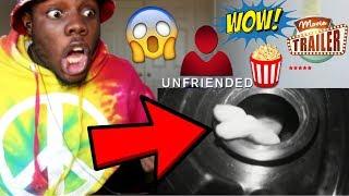 Unfriended: Dark Web Trailer #1 REACTION!!!