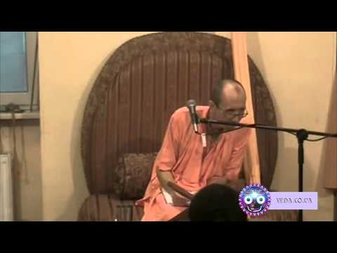 Шримад Бхагаватам 1.8.27 - Бхакти Ананта Кришна Госвами