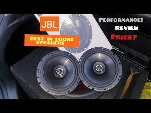 JBL a280si coaxial speakers review//HINDI//
