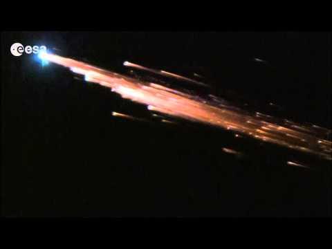 ATV-1 reentry
