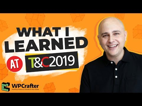 $1.3K Spent To Make This Video - What I Learned At Traffic & Conversion Summit 2019