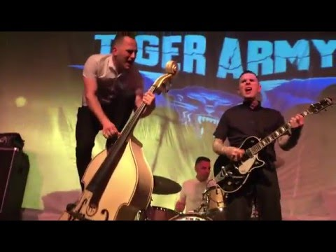 9 - Fire Fall - Tiger Army (Live In Raleigh, NC - 3/04/16)