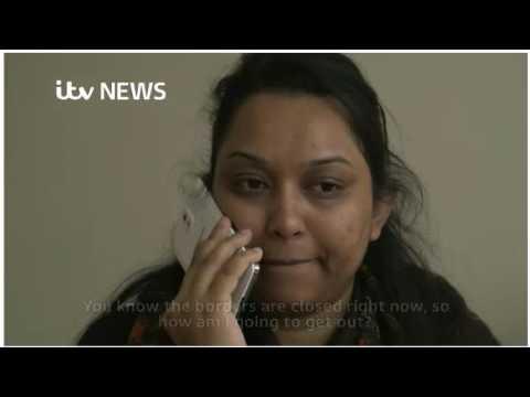 ITV News Sultana Feared Dead