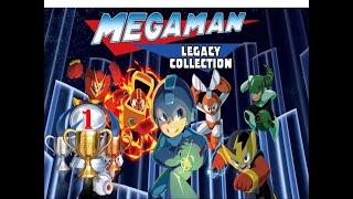 Mega Man collection - Desafios Insanos #01