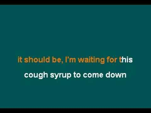 Glee Cough Syrup Karaoke