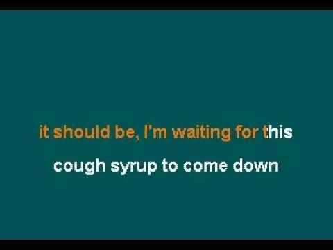 Glee Cough Syrup Karaoke