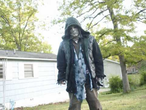 & MICHAEL MYERS H2 HALLOWEEN COSTUME 2010.wmv - YouTube