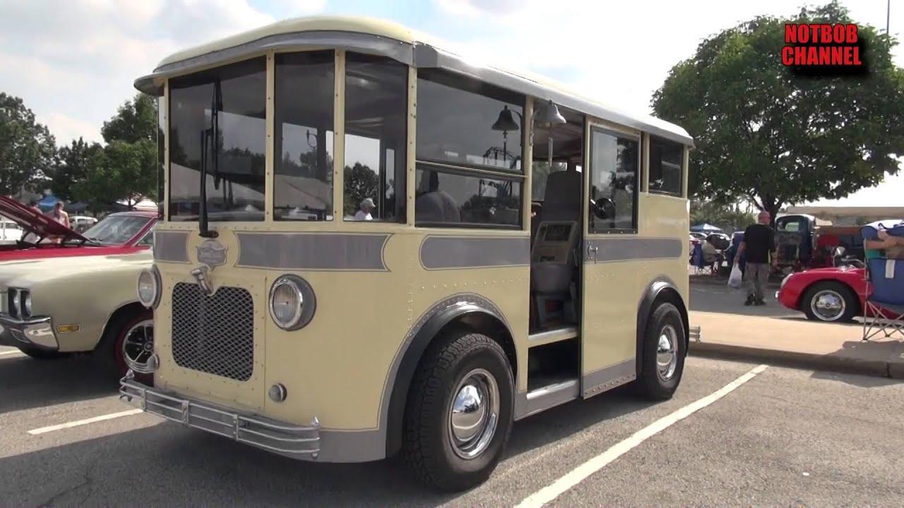 1930 Twin Coach Milk Truck - 2015 NSRA Nationals