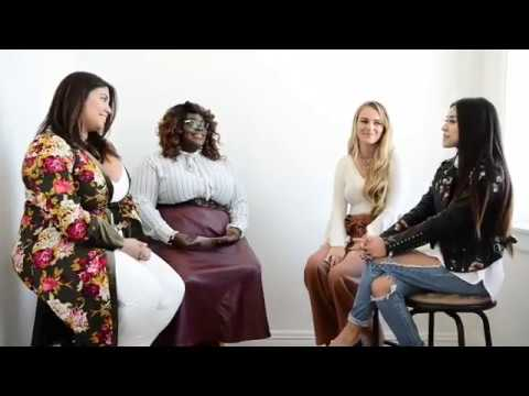 Interview with Curvy Influencers, Natasha Williams and Jessica Milagros