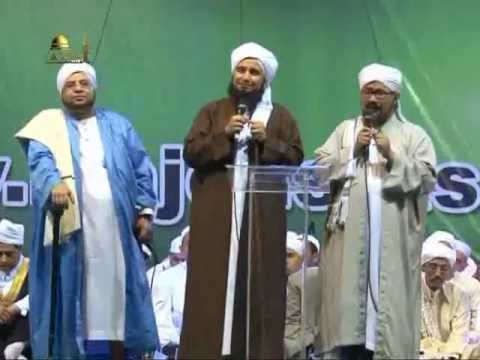 Tausiyah Habib Ali Zainal Abidin bin Abdurrahman Al-Jufri :: Majelis Rasulullah SAW (16 Juni 2012)