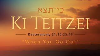 Parashat Ki Teitzei 5780 (August 29, 2020)