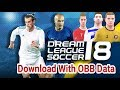 Dream League Soccer18 Dowload and install with obb