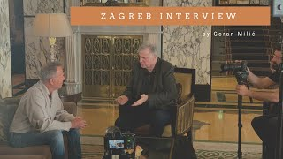 Interviewed in Zagreb, Croatia by Goran Milić