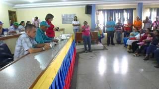 Alcalde Municipio Anaco Ing  Marcos Ramos y Comunidad x GMVV 3 9
