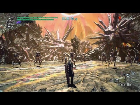 Devil May Cry 5 (PC) - Bloody Palace First Attempt (Nero) - Floors 1-88 thumbnail