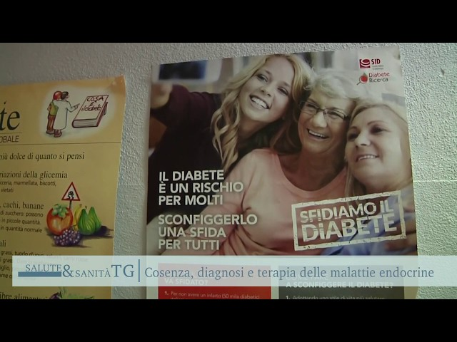TG Salute&Sanità | DIABETOLOGIA
