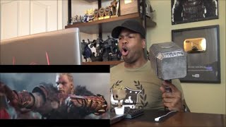 Assassin's Creed Valhalla - Official Trailer - Reaction!