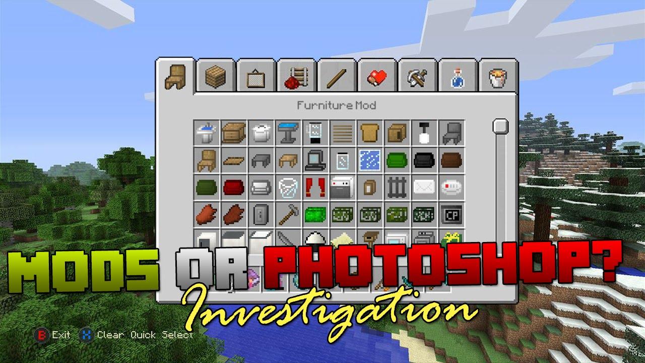 minecraft xbox how to get mods