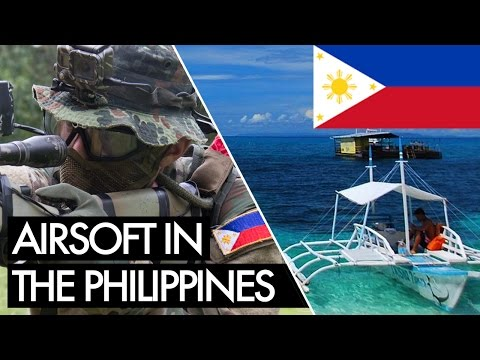 Airsoft in the Philippines
