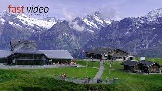Jungfrau e Haslital: un'offerta turistica stuzzicante