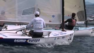 Finn Europeans 2015 - day 2