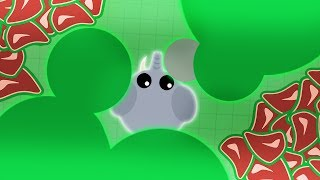 MOPE.IO TRAPPING ANIMALS *HILARIOUS*// DONKEY AND ELEPHANT TROLLING!!!