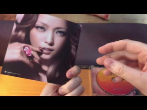 Namie Amuro (安室奈美恵) Best Fiction CD Unboxing