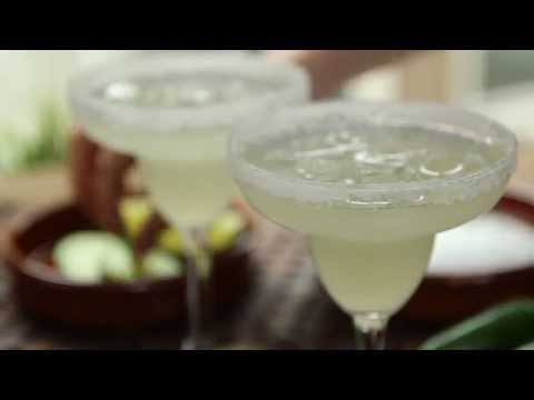 How to Make Jalapeño and Cucumber Margaritas | Cocktail Recipes | Allrecipes.com