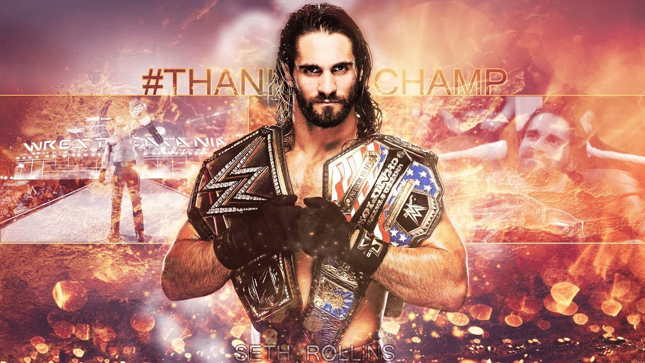 Download WWE Seth Rollins Tribute My House 2018 HD