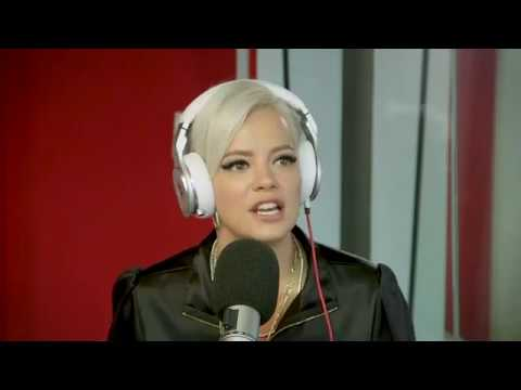 Lily Allen HATES Her Own Music