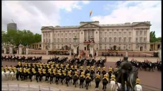 Trooping the Colour - Part 3/3 - June 2012