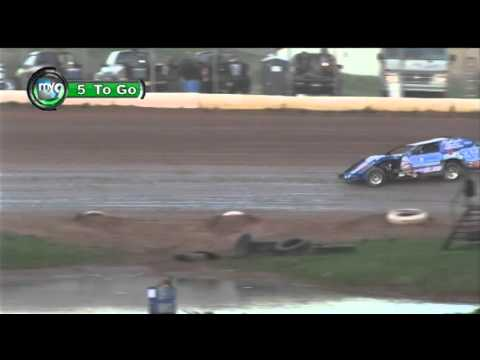 2014-05-30 Amsoil Speedway - Modifieds Heat 3